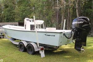 Used Pro-Line 24 Center Console Center Console Fishing Boat For Sale