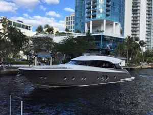 Used Monte Carlo Yachts MCY 76 Motor Yacht For Sale