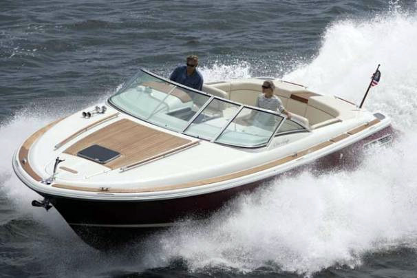 Used Chris Craft Corsair 33 Cruiser Boat For Sale