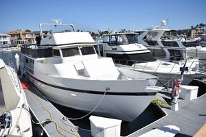 Used Matthews 72 Aft Cabin Boat For Sale