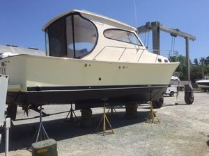 Used Mainship 30 Pilot Rum Runner Downeast Fishing Boat For Sale