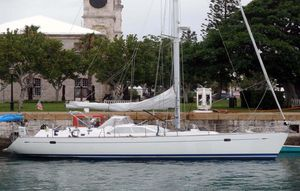 Used Sparkman & Stephens Semi-custom 53 CC Cruiser Sailboat For Sale