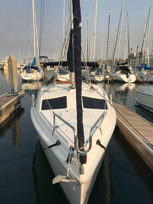 Used Hunter 260 Cruiser Sailboat For Sale