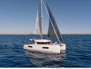 New Lagoon 40 Catamaran Sailboat For Sale