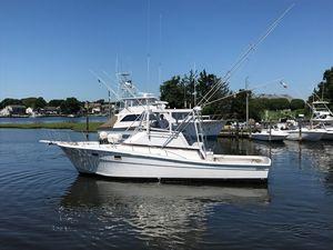 Used Topaz 38 Super Sport Flybridge Boat For Sale