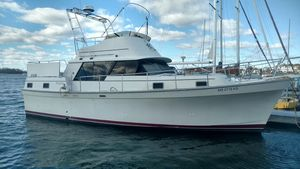 Used Mainship Double Cabin Motor Yacht For Sale