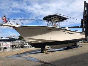 Used Grady-White 27 Chase Center Console Grady Center Console Fishing Boat For Sale