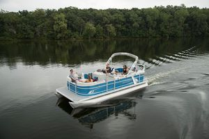 Used Starcraft EX 18 CEX 18 C Pontoon Boat For Sale