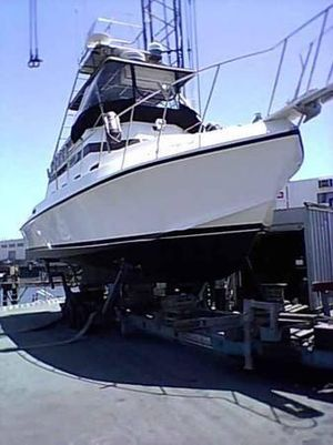 Used Delta Boat Company Sport Fisher Sports Fishing Boat For Sale