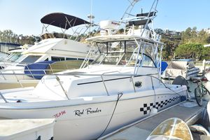 Used Prokat 2660 Walk Around Power Catamaran Boat For Sale