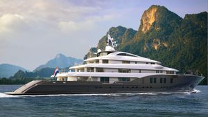 New Icon 280 Mega Yacht For Sale