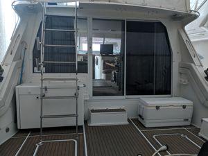 Used Trojan 14M Flybridge Boat For Sale