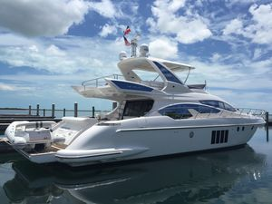 Used Azimut 64 Motor Yacht For Sale