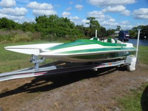 Used Eliminator Scorpion High Performance Boat For Sale