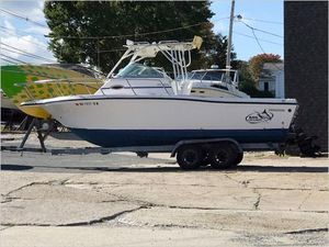 Used Baha Cruisers Cuddy Cabin Boat For Sale