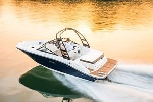 New Sea Ray 190 SPX190 SPX Bowrider Boat For Sale