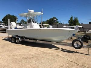 Used Sea Vee 270 Center Console Fishing Boat For Sale