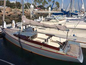 New Latitude 46 Tofinou 8 Daysailer Sailboat For Sale