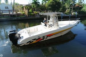 Used Donzi 28 ZF Daytona Center Console Fishing Boat For Sale