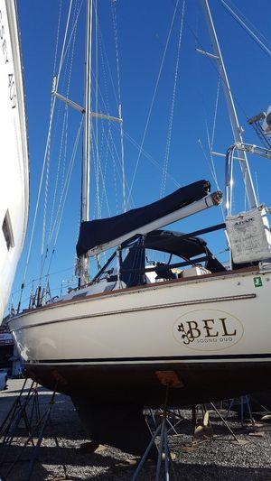 Used Pearson 39 Centerboard Cruiser Sailboat For Sale