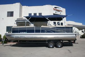 Used Bennington 2574 RLI2574 RLI Pontoon Boat For Sale