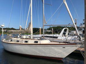 Used Tartan 37 Cruiser Sailboat For Sale