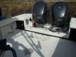 Used Ocean Master 31 Center Console Saltwater Fishing Boat For Sale