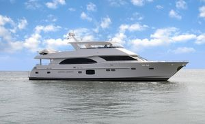 Used Hargrave 95 Flushdeck Motor Yacht For Sale