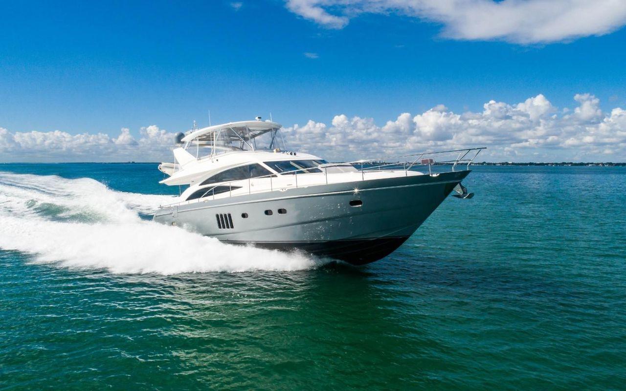 2008 Used Princess Viking Princess Motor Yacht For Sale