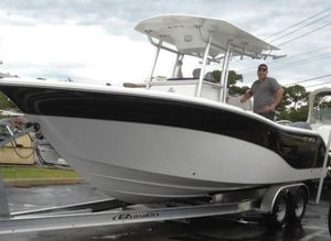 Used Sea Fox 256cc Pro Series Center Console Fishing Boat For Sale