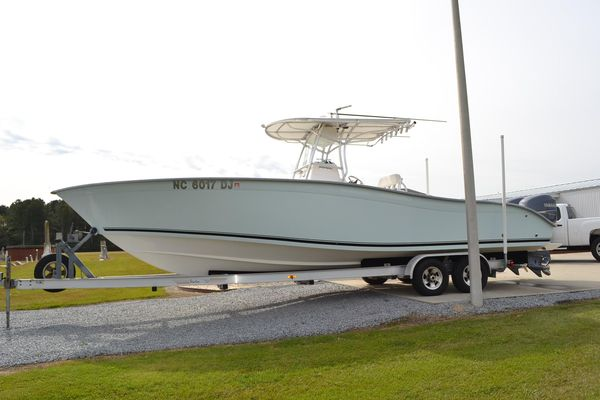 Used Cape Horn 31 Center Console Fishing Boat For Sale