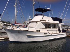 Used Island Gypsy Europa Trawler Boat For Sale
