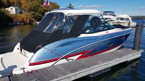 Used Formula 350 Crossover Bowrider Cuddy Cabin Boat For Sale