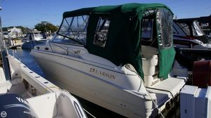 Used Larson 254 Cabrio Walkaround Fishing Boat For Sale