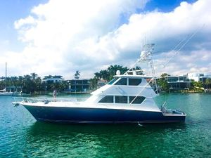 Used Hatteras Enclosed Bridge Sports Fishing Boat For Sale