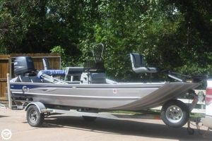 Used G3 1860 CC Aluminum Fishing Boat For Sale