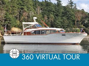 Used Chris-Craft 35 Constellation Cruiser Boat For Sale