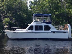 Used Young Sun 39 Double Cabin Trawler Boat For Sale