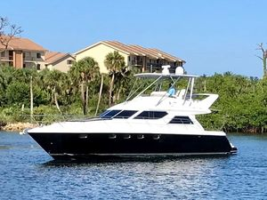 Used Viking Princess Flybridge 50 Sport Cruiser Motor Yacht For Sale