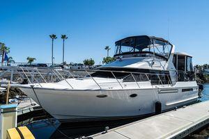 Used Ocean Alexander 440 Sundeck Motor Yacht For Sale