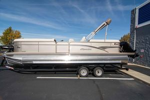 New Manitou Oasis 25 RF SHP Pontoon Boat For Sale