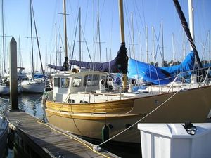 Used Fisher 30 MS Pilothouse Ketch Cruiser Sailboat For Sale