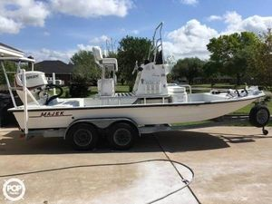 Used Majek 21 REDFISH LINE TUNNEL Bay Boat For Sale