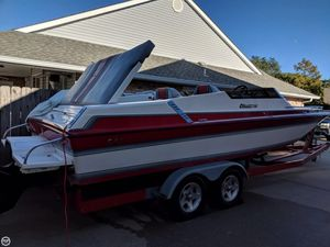 Used Hallett 24 High Performance Boat For Sale