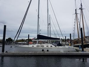 Used Saga 43 Sloop Sailboat For Sale