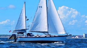 Used Pearson 424 CC Ketch Cruiser Sailboat For Sale
