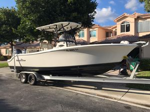 Used Nauticstar 2500xs Center Console Fishing Boat For Sale