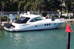 Used Sea Ray 48 Sundancer Motor Yacht For Sale