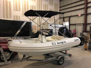 Used Mercury Boats 350 Amanzi Tender Boat For Sale