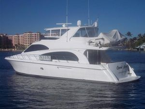 Used Hatteras 64 MY Motor Yacht For Sale